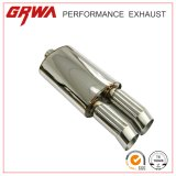 Stainless Steel Exhaust Muffler Pipe for Universal Car