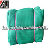 Guangzhou Manufacturer Construction Scaffold Net (Green)