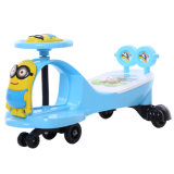 China Swing Car Supplier Children Wiggle Car for Big Babies
