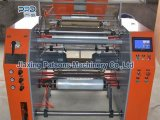 Automatic Pre-Stretch Rewinder Machine with Oscillated&Hemmed Edge