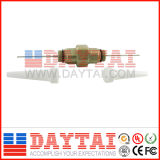 Aluminium 75ohm 5/8 Ks to Ks CATV Connector