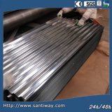 0.45mm Colored Steel Roofing Tiles Sheet