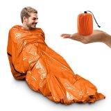 Waterproof Lightweight Thermal Survival Warmer Emergency Sleeping Bag