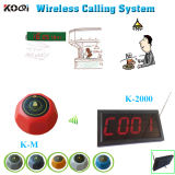 Wireless Equipment Electronic Restaurant Pager System