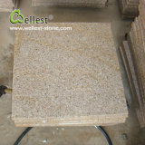 G682 Sunset Gold Yellow Granite Paving Stone