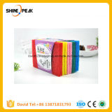 Hot Bamboo Fiber Scouring Pads for Dishes with Free Sample