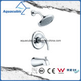 Contemporary Concealed Pressure Balance Conceal Upc Bath Shower Faucet