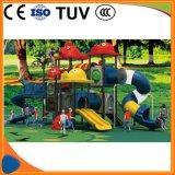 2017 Large Plastic Slide, Outdoor Plastic Amusement Park for Kids
