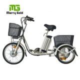 Pedal Assist Working Cargo Electric Tricycle