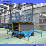 Sjy0.3-6 Mobile Manual Hydraulic Scissor Lift Table