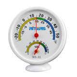 Dial Indoor Humidity Thermometer Hygrometer Temperature Meter