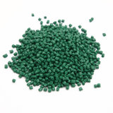 ABS, PS, PP. PE, PC Pellet Modified Material Green Masterbatch Plastic Raw Material for Household Appliances