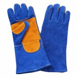 Double Palm Safety Leather Welders Working Gloves