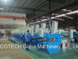 Direct Factory Offer Automatic Glass Drilling Machine with Double Drilling Heads