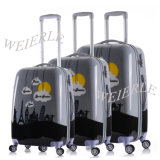 Hot Sale Lightweight PC Trolley Travel Luggage