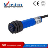Small Size Diffuse Photoelectric Sensor Switch (G12)