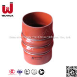 Sinotruck HOWO Truck Spare Parts Intercooler Outlet Hose (Wg9719530108)