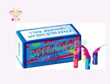 Fivefold Color Cracker Ball Fireworks