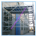 Safe SGS Approved Ringlock Scaffolding for Construction