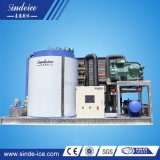 Made in China New Style Energy Saving Flake Ice Maker with PLC Touch-Screen Controller