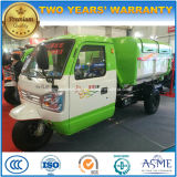 2 Cubic Meters Arm Roll off Garbage Tricycle Refuse Transport Truck