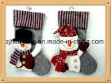 Sew Modern Christmas Stocking Snowman Design