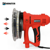 Electric Dust-Free Wall Grinding Polishing Machine with LED Light
