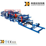 Kexinda Z-Lock Automatic EPS and Rockwool Sandwich Panel Production Machinery