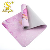 Fitness Equipment Wholesale Yoga Mat UV Printing Home Gym