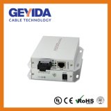 Single-Mode Dual Fiber Sc Fiber Optic Interface Media Converter