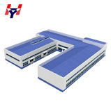 Modular China Factory Wholesale Warehouse Steel Structure