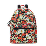 Floral Backpack Bag Woman Shoulder Bag Laptop Backpack Bag Bts Back Pack