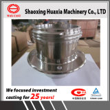 Investment Casting OEM Stainless Steel Valve Higbee Thread Cut Parts