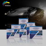 Meklon Best Quality 2K Polyurethane Clearcoat Automotive Paint Silver Pearl Wholesale