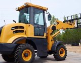 Factory Supply 1ton Compact Mini Wheel Loader with Ce