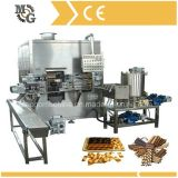 Wafer Stick Roll Forming Packaging Machine/Full Automatic Snack Egg Roll Machine