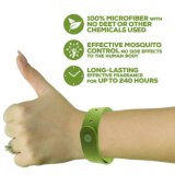 Ultra-Micro Fiber Natural Mosquito Repellent Bracelet