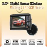 "3.5"" Wireless Digital Screen TFT LCD Monitor (Sp-356)"