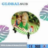 Amazing Gift Oval Shape Wavy Photo Plate
