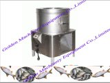 304 Ss Fish Scale Skinner Skinning Meat Processing Machine
