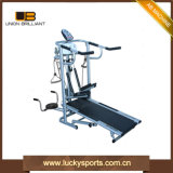 Home Manual Jogger Flat 5  in  1  Multifunctional  Treadmill