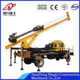 Factory Direct Crawler Diesel Hammer Pile Driver for Foundation Construction Engineering/Building Pile Excavating/Geotechnical Construction Ce SGS
