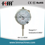 Precision 0-1′′ Dial Indicator with 0.0005′′ Graduation