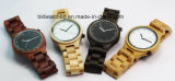 Ladies Gents Cheap Natural Wood Wrist Watches Japan Movement