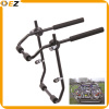 Universal Car Rear Mount 2PCS Bike Carrier / Bike Rack-2017