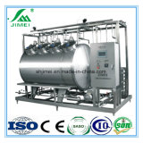 Juice Milk Processing Line Machinery CIP Cleaning System