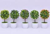 Custom Hot Sale PVC Artificial Bonsai Craft for Decoration