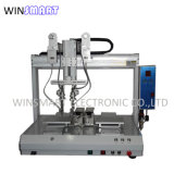 Double Head and Double Station Automatic Soldering Machine