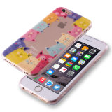 Custom Transparent TPU Case for iPhone