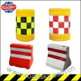 Portable Rubber Jersey Road Barrier for Security